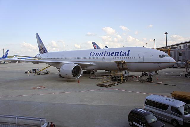 コンチネンタル航空