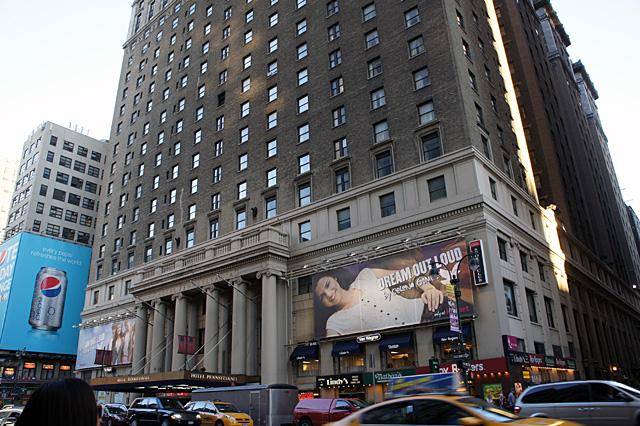 ペンシルバニアホテル